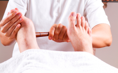 cursus thaise voet- en onderbeenmassage