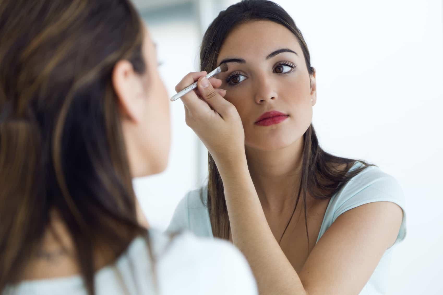Scheisse als Make Up