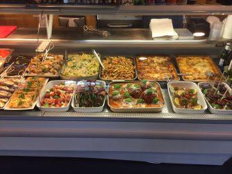 Italiaans lunchen in Amsterdam