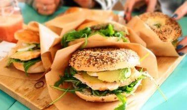 Lunchadresjes rondom Wellness Academie Eindhoven