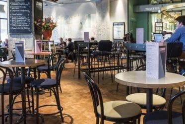 lunchadresjes rondom Wellness Academie Eindhoven Usine