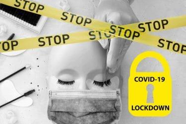 Veelgestelde vragen van salons over tweede lockdown in Nederland.