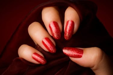 Hoe maak je velvet nails met gellak?